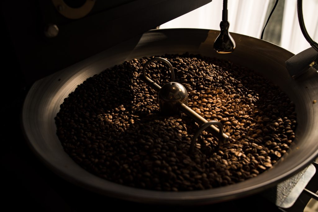 flavored wholesale roasting beans